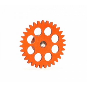 Corona Sidewinder 31D 16,8 mm engranaje recto