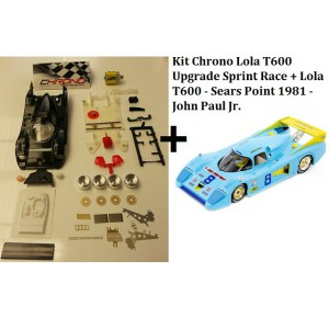 Kit Chrono Lola T600 Upgrade Sprint Race+Lola T600