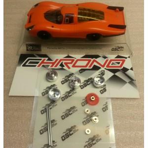 Porsche 907L Clockwork Chrono