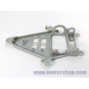 Soporte motor S/W gris DURO para motor caja corta
