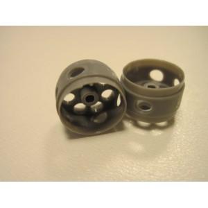 Llantas nylon 14.00 x 9 mm.