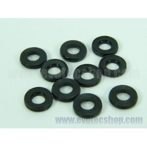 Espaciadores de nylon 0,5 mm 10 uds