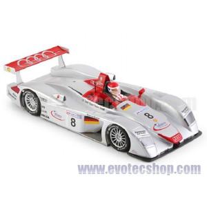 Audi R8 LMP 8 24h Le Mans 2000 Winner