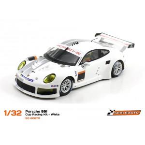 Porsche 991 GT3 Cup AW Racing - White -