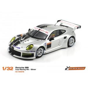 Porsche 991 GT3 Cup AW Racing - Silver -