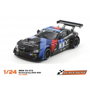 Bmw Z4 GT3 Nurburgring 2013 n20 Chasis SC-8003