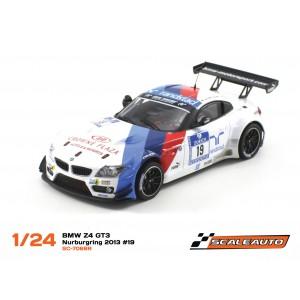 Bmw Z4 GT3 Nurburgring 2013 n19 Chasis SC-8003