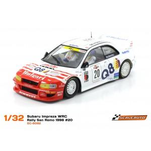 Subaru Impreza WRC San Remo 1998 20 Dallavila