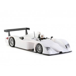 Audi R8 LMP White Racing Kit