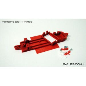 Chasis 3D Angular Porsche 997 - Ninco