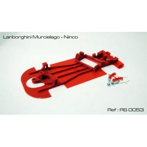 Chasis 3D Angular Lamborghini Murcielago - Ninco