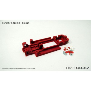 Chasis 3D Lineal Seat 1430 - SCX