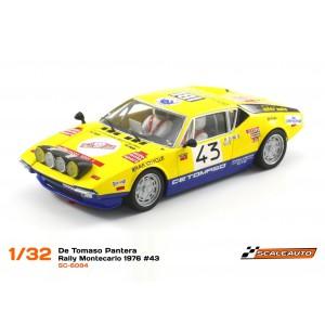 De Tomaso Pantera Gr.3 Montecarlo 1976 n43 Pittoni