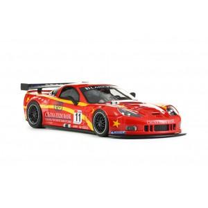 CORVETTE C6R Exim Bank Team China 11 FIA GT Zolder