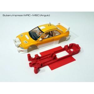 CHASIS 3D - SUBARU IMPREZA WRC MSC