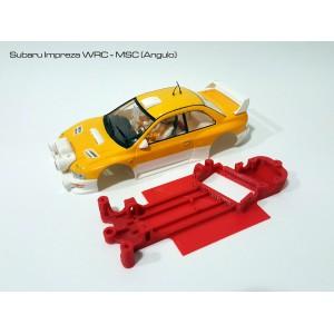 CHASIS 3D - SUBARU IMPREZA WRC MSC (ANGULO)