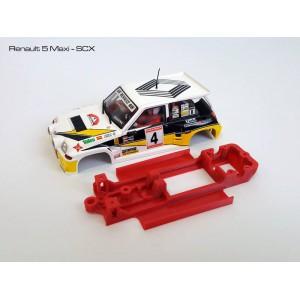 CHASIS 3D - RENAULT 5 MAXI SCX