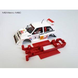 CHASIS 3D - MG METRO MSC