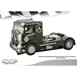 Mercedes Benz Barcelona Truck GP 2008 Steve Horne