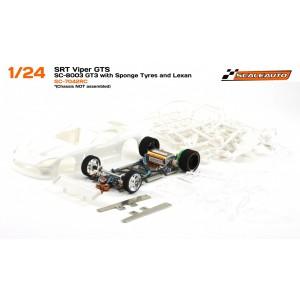Viper Kit Blanco Chasis SC8003