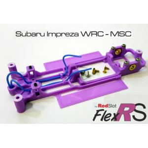CHASIS 3D FLEX RS - SUBARU IMPREZA WRC MSC