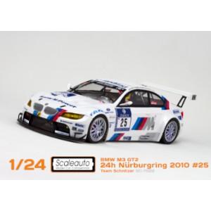 Bmw M3 GTR GT2 24H. Nurburgring 2010 25