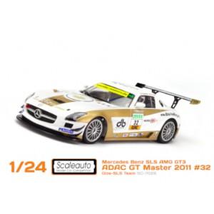 Mercedes SLS GT3 ADAC GT Masters 2011 32 Gize Team
