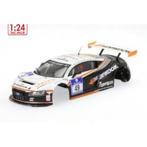 Carrocería LMS GT3 24h Nurburgring 2010 49 Hankook