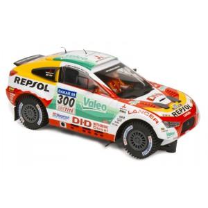 Mitsubishi Lancer Racing-Dakar09