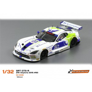 Dodge Viper SRT GTS-R Racing 93 Daytona 2015