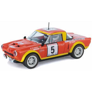 Fiat 124 Spyder BACCHELLI-SCABINI