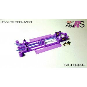 CHASIS 3D FLEX RS - FORD RS200 MSC
