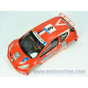 Carrocería Peugeot 207 Bouffier + Chasis