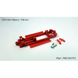 CHASIS 3D - CITROEN SAXO NINCO