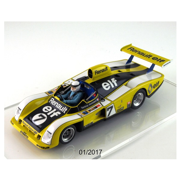 renault alpine a442 le mans 7 lm132077c evotecshop. Black Bedroom Furniture Sets. Home Design Ideas