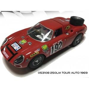 250LM Tour Auto 1969 Rouget-Depret