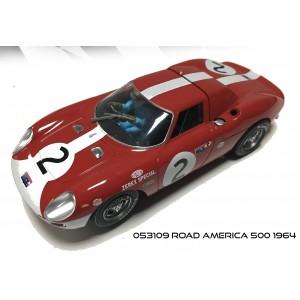 250LM 500 miles Road America 1964