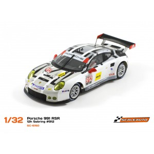Porsche 991 RSR Sebring R Version n 912
