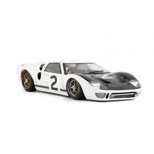 Ford MK II GT 40 Le Mans Test 1966 n2