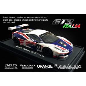 Kit Carrocería GT3 Italia STANLEY