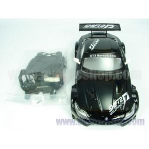 Carroceria BMW Z4 black presentation Blancpain