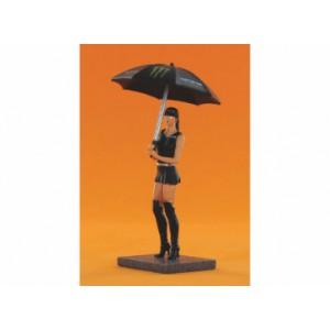 Figura Pit Babe + Paraguas MONSTER
