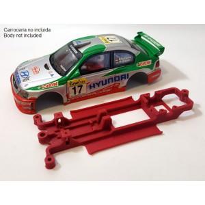 CHASIS 3D - HYUNDAI ACCENT WRC SCX