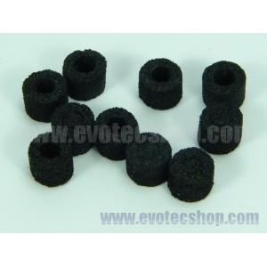 Arandelas Foam para soporte de motor (10 uds)