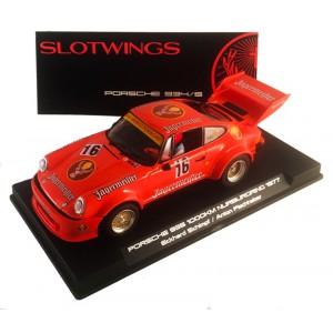 PORSCHE 911SC. 1000KM NURBURGRING 1977
