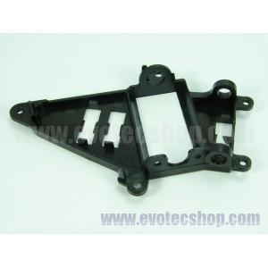 Soporte motor AW Negro STD para motor Caja larga