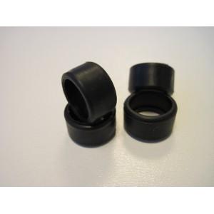 Neumaticos delanteros baja friccion 9x 18 mm. (x4)