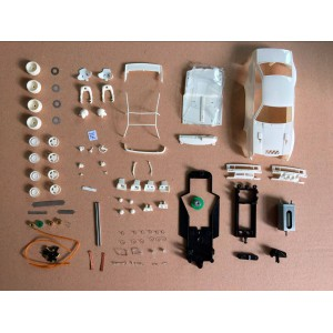 Opel Manta - White Kit - NEW CHASSIS