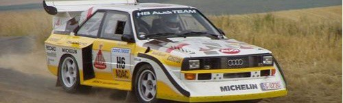 Coches rally