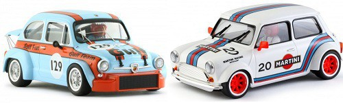 Coches BRM TTS